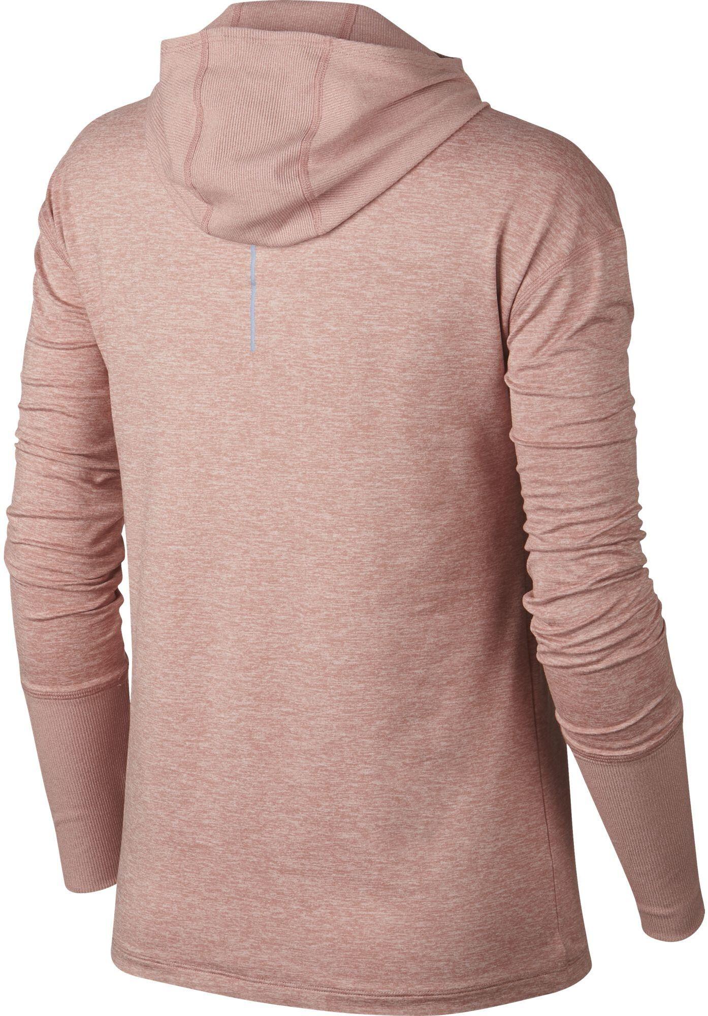 e2491c94d97 Nike Element Hardloopshirt lange mouwen Dames roze I Online op ...